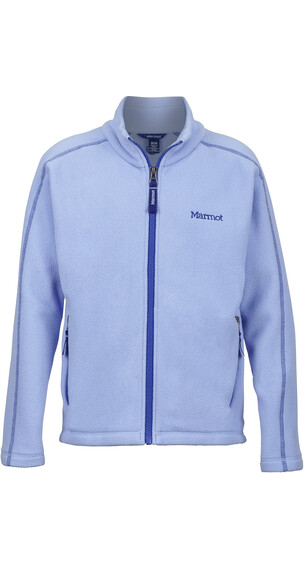 Marmot Girls Lassen Fleece Pale Dusk